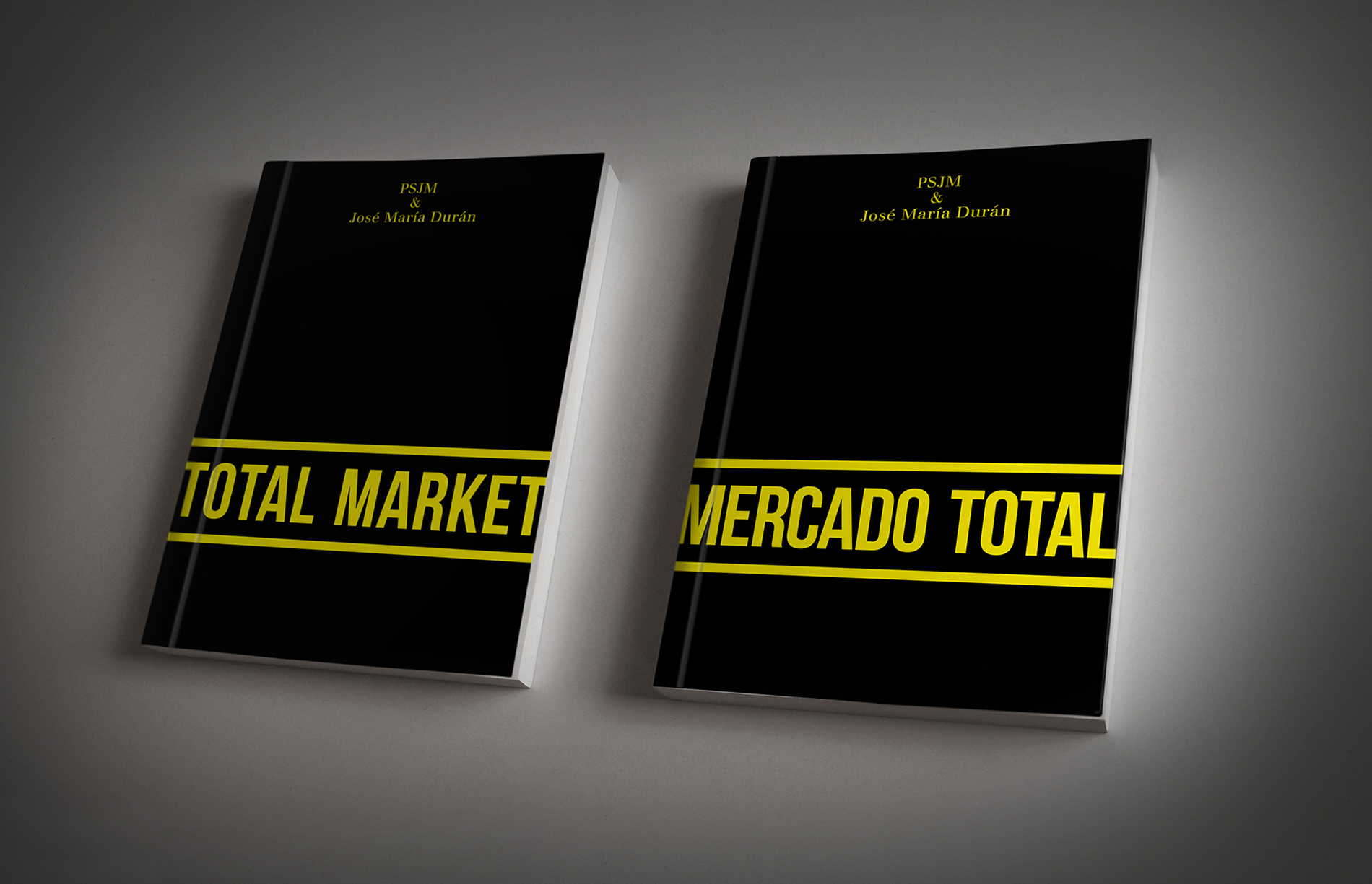 «Mercado Total / Total Market». Alicante: Aural Ediciones, 2015. 216 pages. Bilingual. 17 x 12 cm.